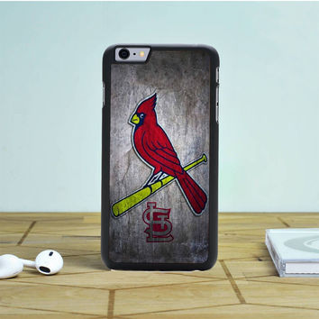 St Louis Cardinals Stone Logo Nfl iPhone 6 Plus Case | Tegalega