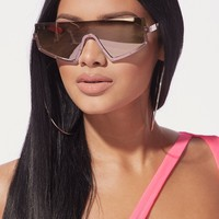 In the Zone Reflective Sunnies