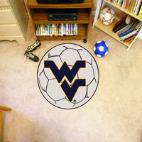West Virginia University Soccer Ball