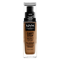 Can't Stop Won't Stop Full Coverage Foundation | NYX Professional Makeup