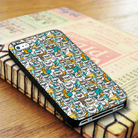 Pug Pattern iPhone 4 | iPhone 4S Case