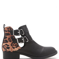 Kendall and Kylie Cutout Leo Boots at PacSun.com