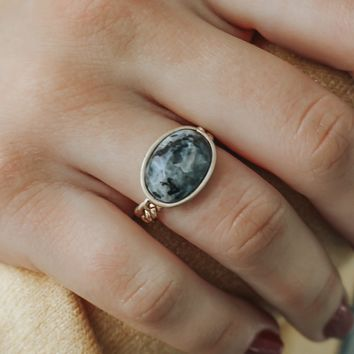 Fond of You Ring - Black
