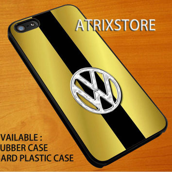 VW logo chrome gold and black,Accessories,Case,Cell Phone,iPhone 5/5S/5C,iPhone 4/4S,Samsung Galaxy S3,Samsung Galaxy S4,Rubber,24-06-20-Xm