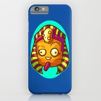 King Tater Tut iPhone & iPod Case by Artistic Dyslexia | Society6