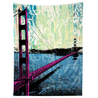 Amy Smith Golden Gate Tapestry