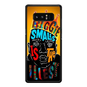 47 Plus Notorious Big  Samsung Galaxy Note 8 Case