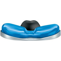 Fellowes 9180601 Gliding Palm Wrist Support - Microban - Blue Gel