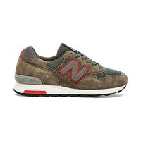 New Balance Made in USA M1400 in Olive