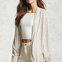 Open-Knit Dolman Cardigan
