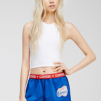 LA Clippers Basketball Shorts