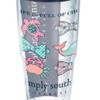 "Simply Southern ""Sealife Choices"" Tervis"