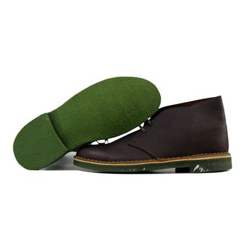 Clarks Desert Boot Brown Oily 67537