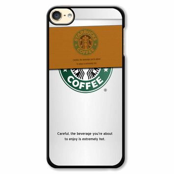 Starbucks Coffee Cup iPod Touch 6 Case