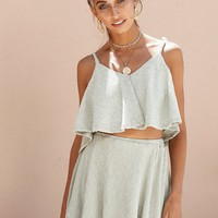 Summer Sultry Top - Tops by Sabo Skirt