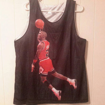 Jordan Chicago Bulls  Rose all over 3D print jersey