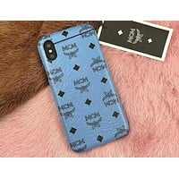 MCM 2018 Trendy Fashion iPhone 6/7/8/X Phone Case Cover F-OF-SJK 4
