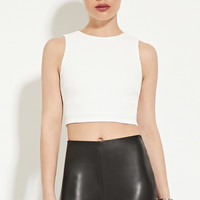 Ribbed Crop Top | Forever 21 - 2000151100