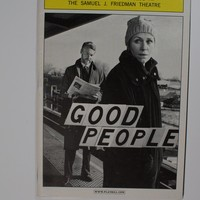 Good People Playbill