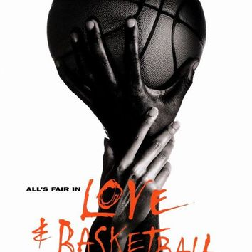 Love and Basketball 27x40 Movie Poster (1999)