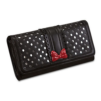 Disney Couture Minnie Mouse Wallet | Disney Store
