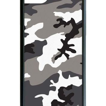 Black Camo iPhone 6/7/8 Case
