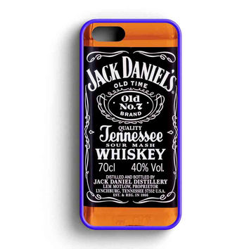 Jack Daniels Whiskey iPhone 5 Case iPhone 5s Case iPhone 5c Case