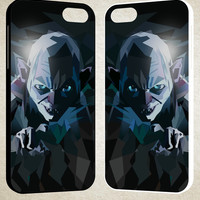 The Lord Of The Rings The Hobbit Smeagol A1749 iPhone 4S 5S 5C 6 6Plus, iPod 4 5, LG G2 G3, Sony Z2 Case