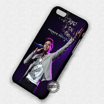 Stand By Me Prince Royce - iPhone 7 6 Plus 5c 5s SE Cases & Covers