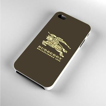 Burberry Logo iPhone 4s Case