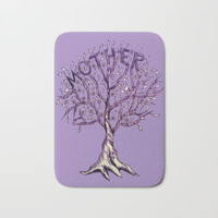 Mother Bath Mat by ES Creative Designs