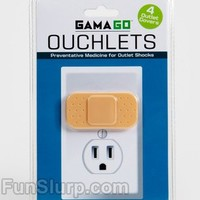 Ouchlets: Outlet Covers