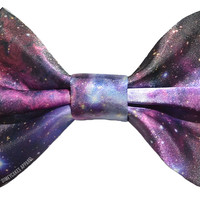Galaxy Hair Bow (#3)