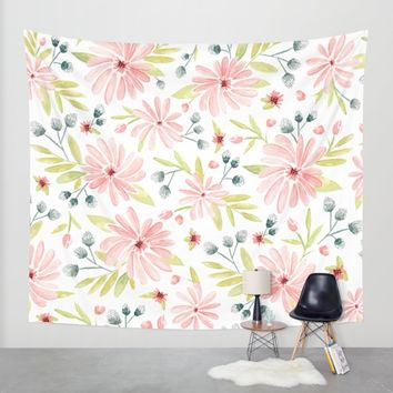 Amelia Wall Tapestry by Heather Dutton