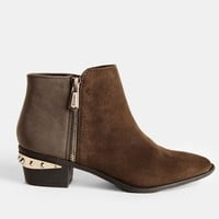 Holt Studded Ankle Bootie By Circus By Sam