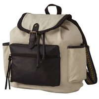 Mossimo Supply Co. Khaki Backpack