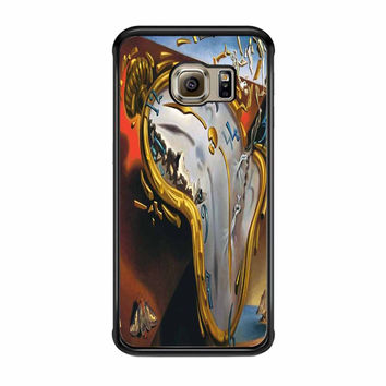 Salvador Dali Soft Watch Melting Clock Samsung Galaxy S6 Edge Case