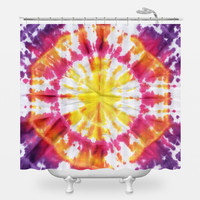 The Sacred 60's Shower Curtain
