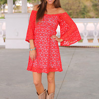 Judith Cherry Daisy Lace Dress