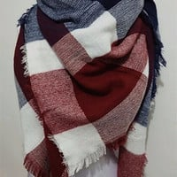 Hot winter scarf for women NO.9 & Winter Gifts