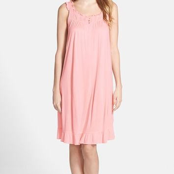 Women's Eileen West Sleepwear 'Color Splash' Short Nightgown,