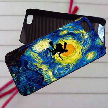 Starry Night Harry Potter - case iPhone 4/4s,5,5s,5c,6,6+samsung s3,4,5,6