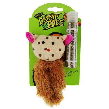 Cat's Faves Pet Supply Catnip Plush Toy
