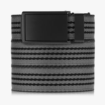 Greyscale Canvas Belts