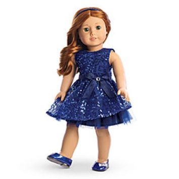 Shop american girl doll dresses on wanelo