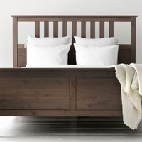 Full, Queen & King Beds & Frames - Bedroom Furniture - IKEA