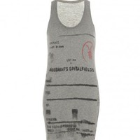 All Saints Bleed Stamp Vest