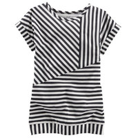 TLC Mixed Stripe Tunic