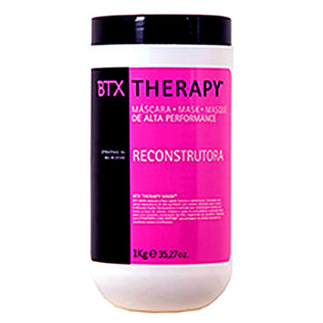 HAIR BOTOX SMOOTHING TREATMENT BTX THERAPY RECONSTRUCTION MASK 35,27oz 1kg