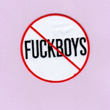SWEET LORD O'MIGHTY! NO FUCKBOYS PATCH